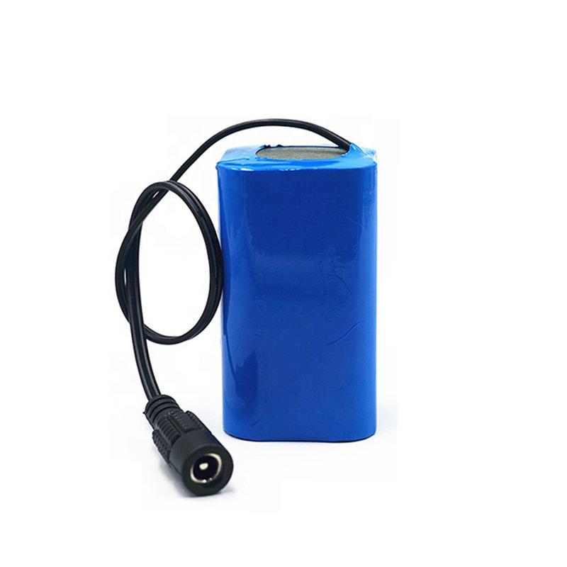 Hot sell 18650 DC 5V 2600mAh Li-ion Rechargeable Lithium-ion Battery Pack