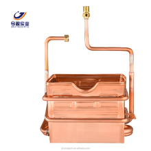 spare part water heater, copper heat exchanger, spare part gas water heater