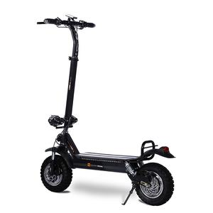 2020 adult folding Fast Powerful 2000W Dual Motor Electric Scooter for big man