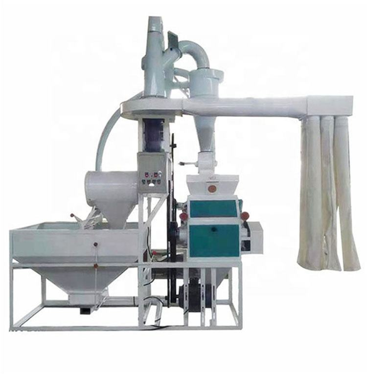 China Manufacturer Machine Grade small dal mill machine 110v
