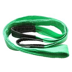 2 ton load capacity lifting slings 10m polyester material wo