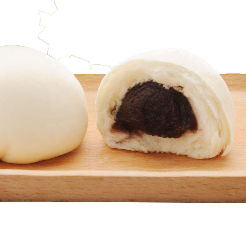 Huiyang Frozen Chinese food ;Red Bean Sweet Steamed Bun;Steamed Bread