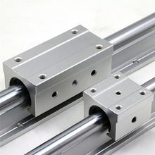 SBR linear rail linear Slide Block and Linear Guide Rail for CNC automatic machines