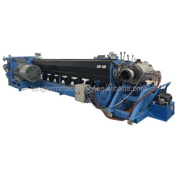 Electrical wire and cable extrusion machine