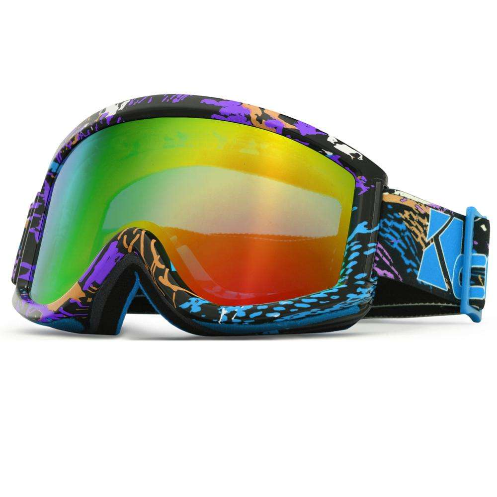 china hot sale oem discount skiing sports snowboard goggles