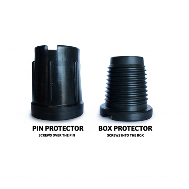 Heavy duty Plastic drill pipe Thread Protector