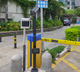 RFID 1~15M Hand-free Directional Active/Passive Parking Reader Barrier Gate