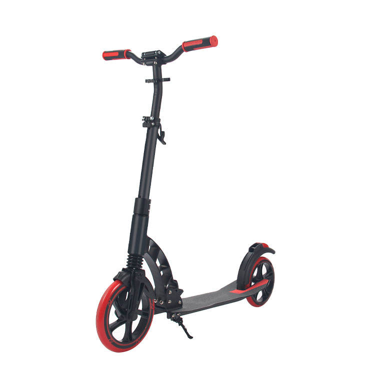 2020 Hot Selling Foldable Scooter 2 large Wheel Kick Scooters For Adults Big Wheel Kick Scooters For Sale