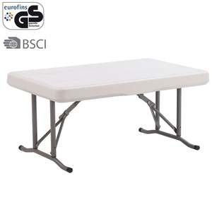 106cm portable pub restaurant bistro beer table and bench set for picnic camping garden easy take away