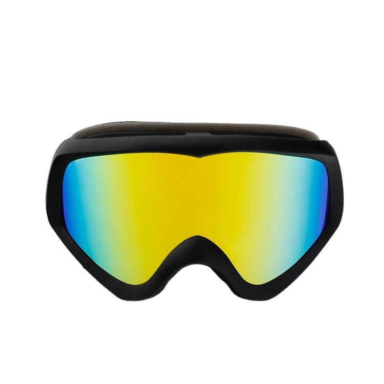 Factory Wholesale skiing Goggles snowboard Googles support OEM for Men Women