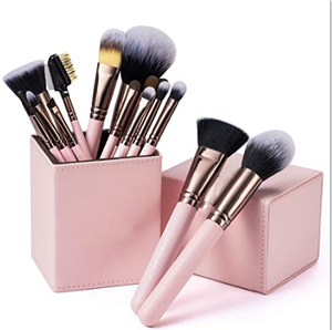 China manufacturer Makeup Cosmetic Brush Set OEM accept