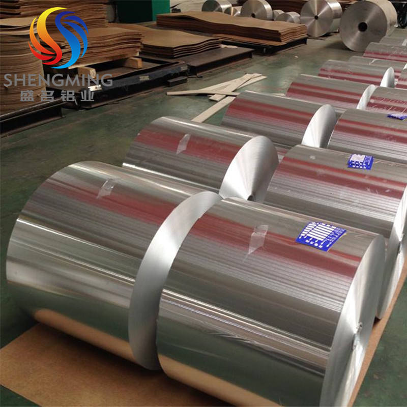 Heat resist self adhes fireproof aluminum foil tape