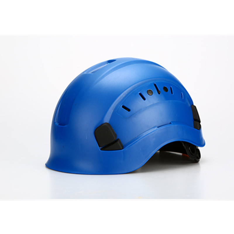 Top selling good price rock climbing fall protection helmet for safety
