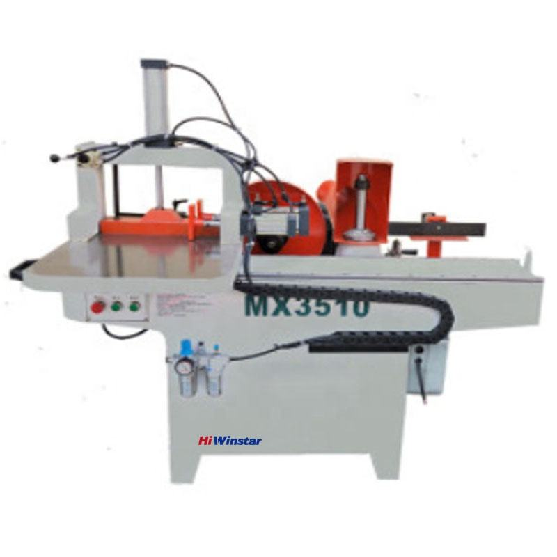 MX3510 woodworking machinery comb manual finger joint machine