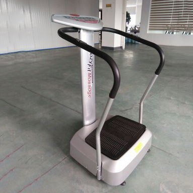 New Design Vibration Machine Fitness Equipment Exercise Crazy Fit Platform Massager Vibration Machine