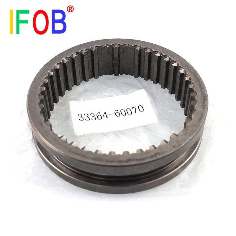 IFOB Transmission Hub SleeveTransmission Gearbox Parts Synchronizer OEM 33364-60070 33362-60031 For Hiace Hilux Land Cruiser