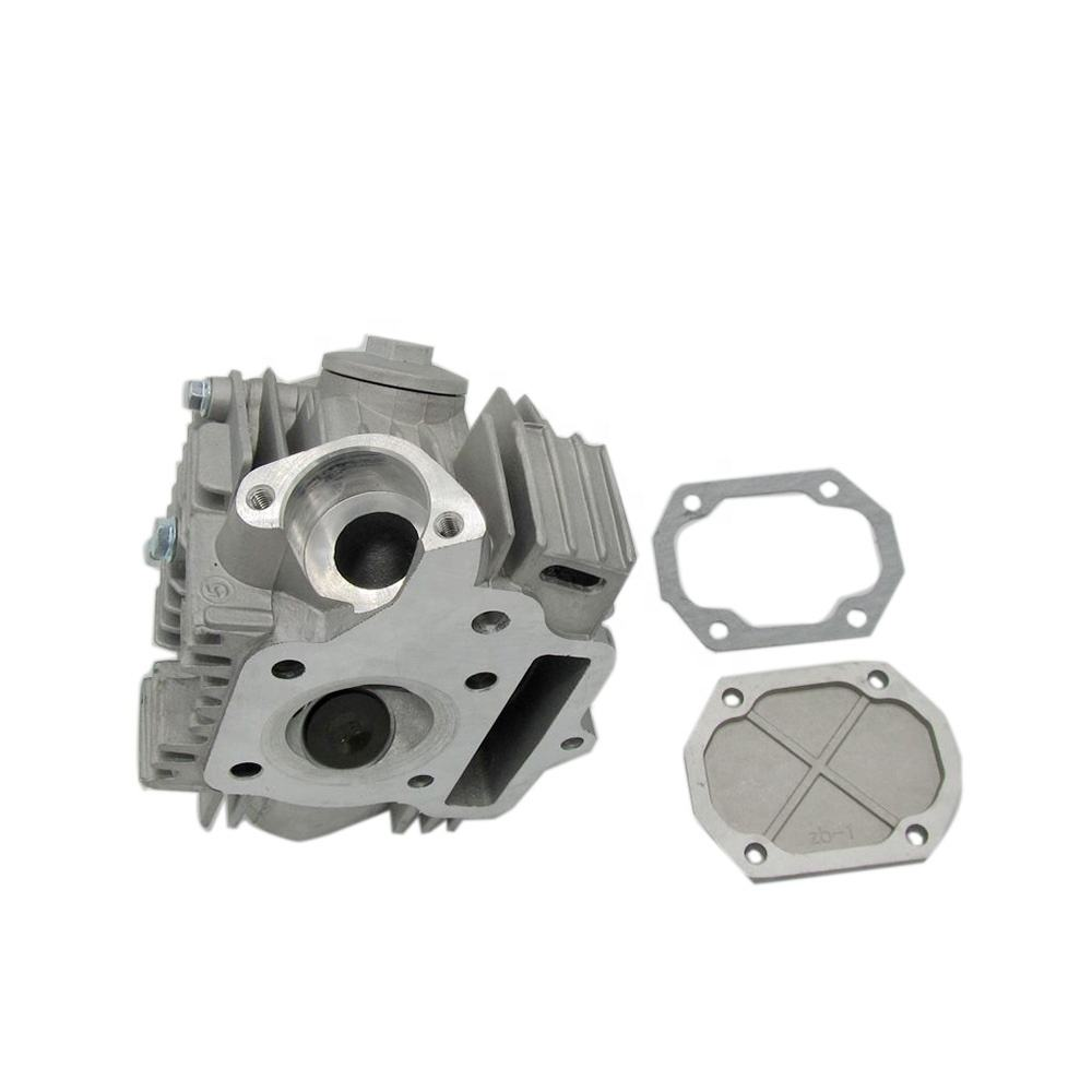 CQJB motorcycle horizontal engine cylinder head 110CC cylinder head assembly sleeve cylinder