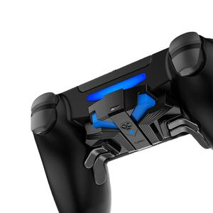 FPS Mapping Key With MODS Turbo Controller Paddles For PS4 Slim Pro Gamepad