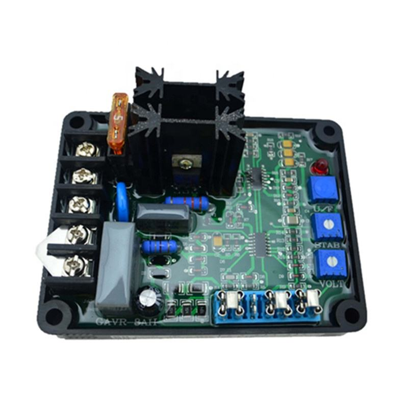 Automatic Voltage Regulation Board GAVR 12A 15A 8A Universal AVR
