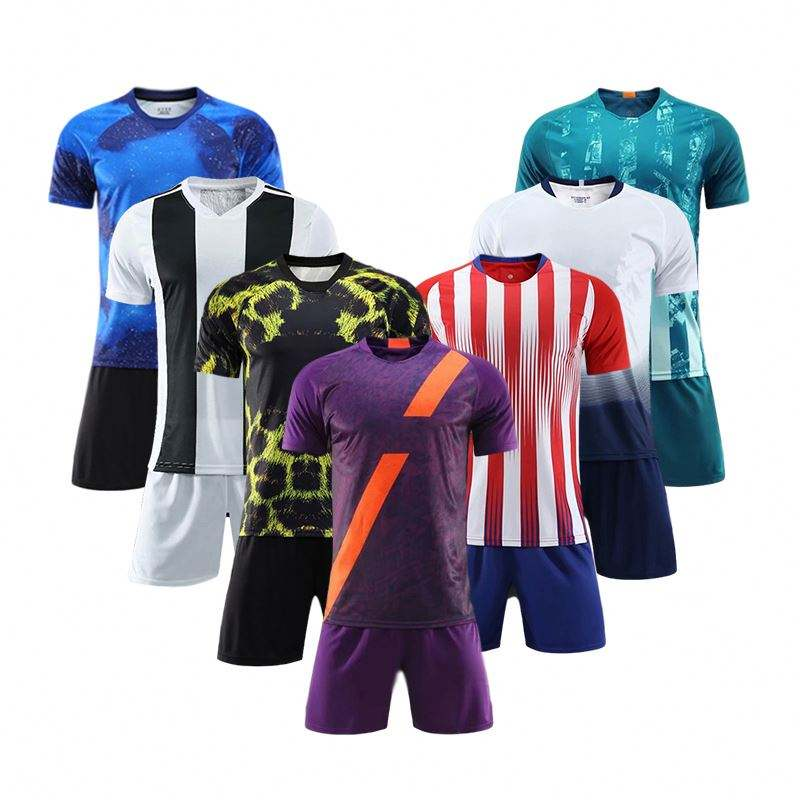 Maillot de football, impression par Sublimation,