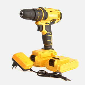Custom Cordless 12V Small Lithium Battery Drill with Speed Control Electric Drill Trigger Switches Small Light