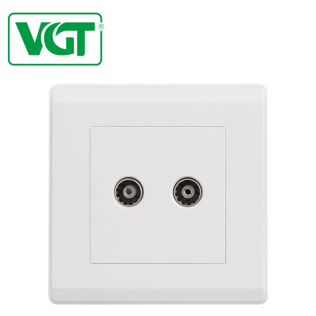 Britse standaard bakeliet TV socket stopcontact 220 v <span class=keywords><strong>outlet</strong></span>