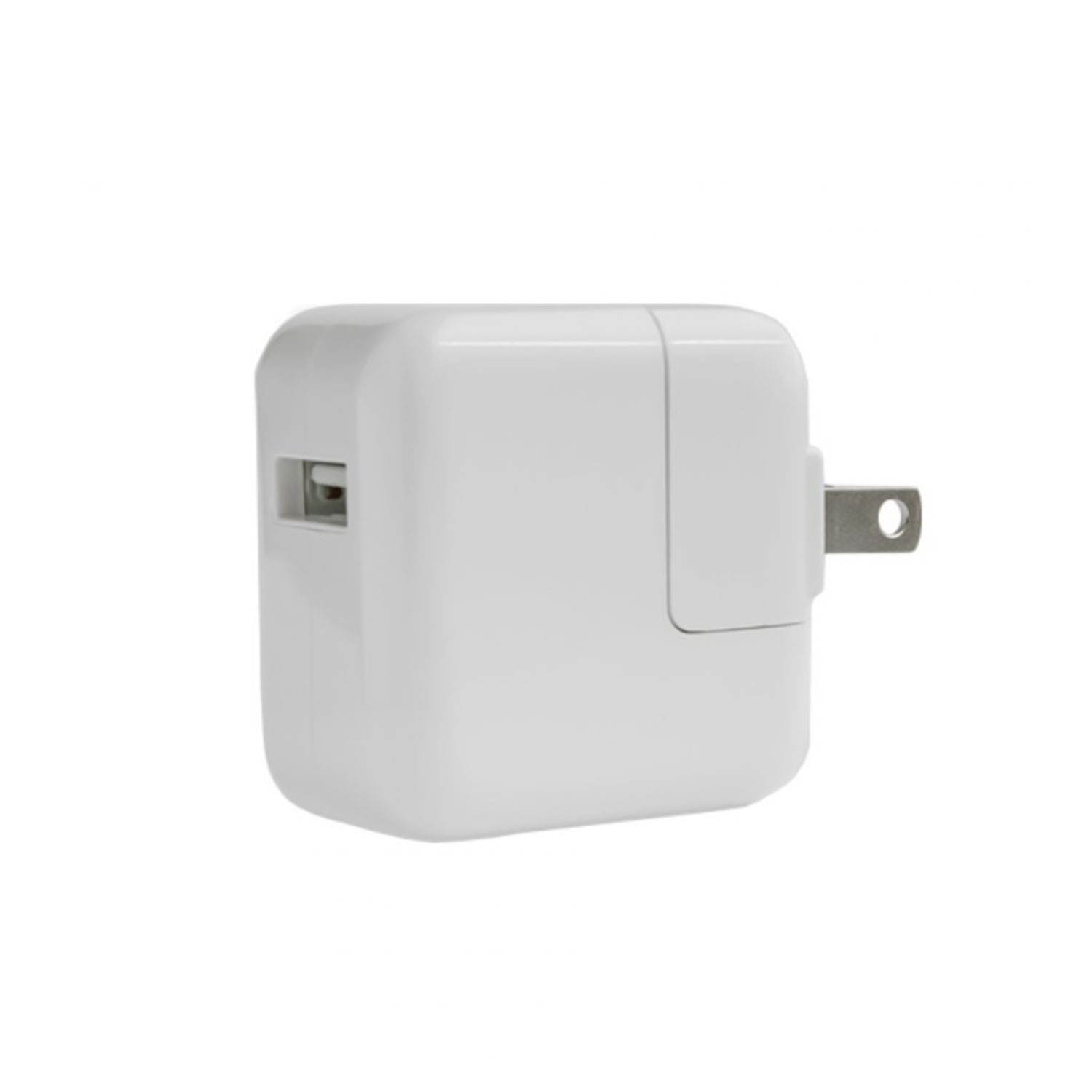 Original 12w power adapter 5 6 7 8 x 11 s g plus usb wall charger for iphone plug md836 A1401 travel charging for apple tablet