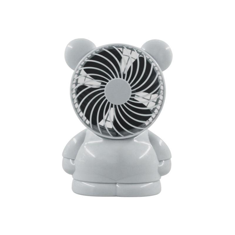 Custom color usb battery charging handheld fan portable hand held fan white/black/pink