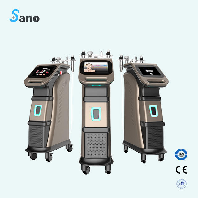 CE / FDA approved Micro Needle RF/fractional system/scar wrinkle removal/skin whitening/tightening