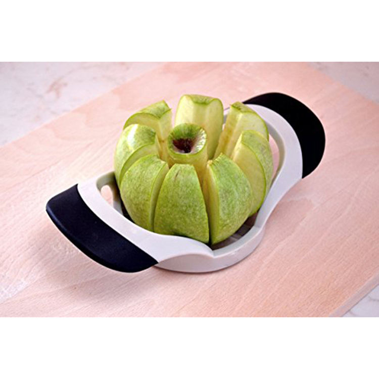 Dishwasher Safe 8 Blades Apple Slicer Corer Cutter Easy Cleaning