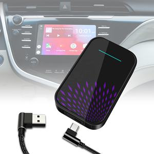 New Arrivals Wireless Apple Carplay Activator USB Dongle for 2015-2019 Hyundai Upgrade OEM Wired Carplay box carplay dongle