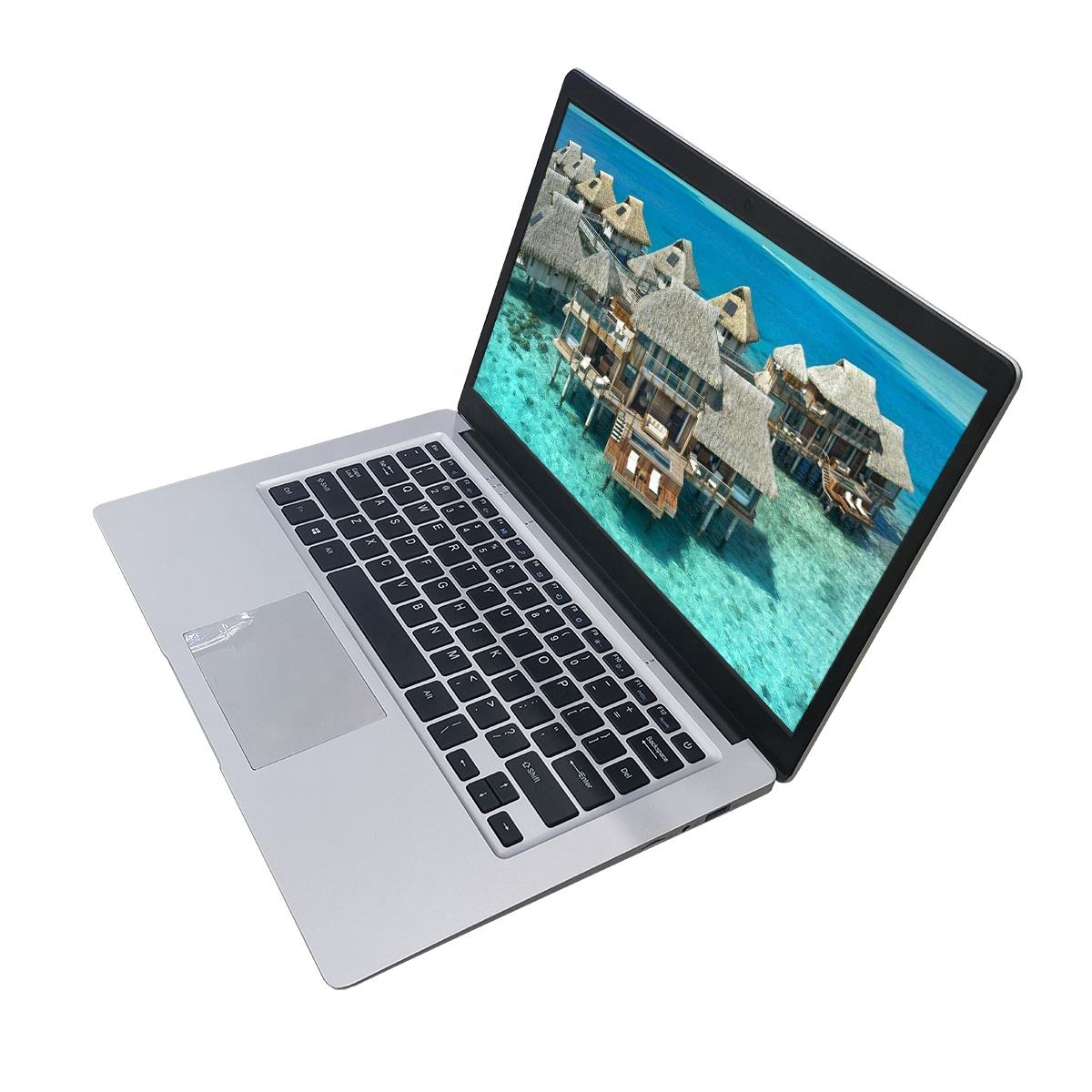 Wholesale Customized marke 14.1 zoll laptop computer mit 8GB Ram Dual lagerung Disk