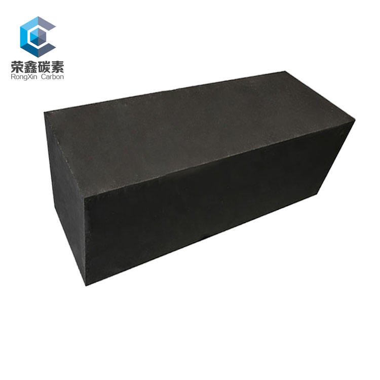 Refractory Carbon Graphite Bricks Refractory Brick for Ukraine Blast Furnace Electric Furnace