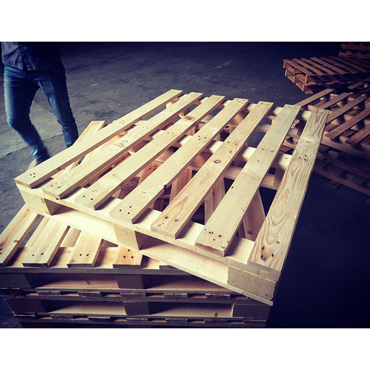 Heavy Duty Epal Euro Solid Wooden Pallet Guangzhou Supplier Price