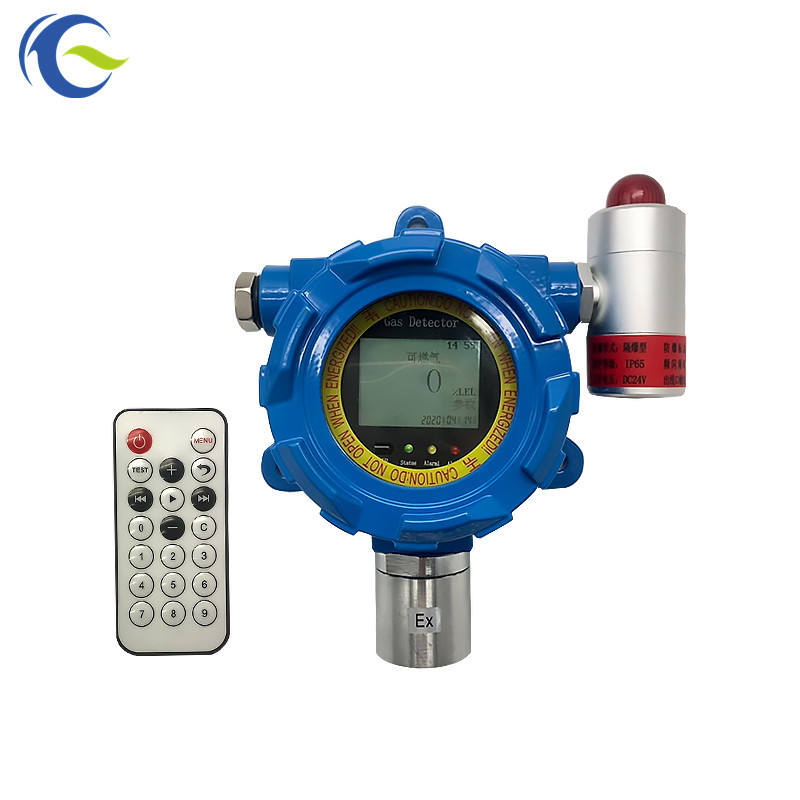 CE ATEX PID sensor with RS485 Modbus to connect to PLC DCS VOC gas transmitter