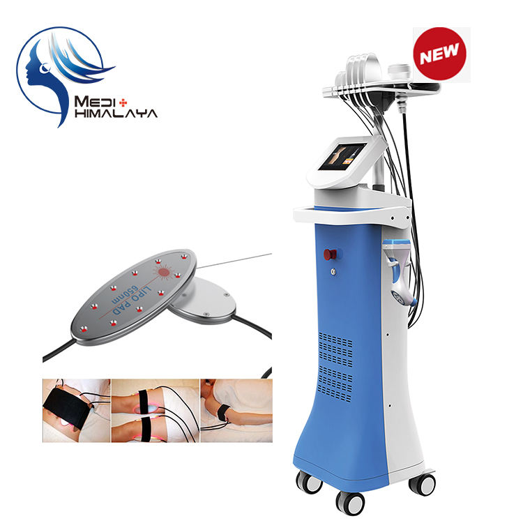 Newest Super cavitation treatment for weight loss/fat burning machine/Vacuum Cavitation System