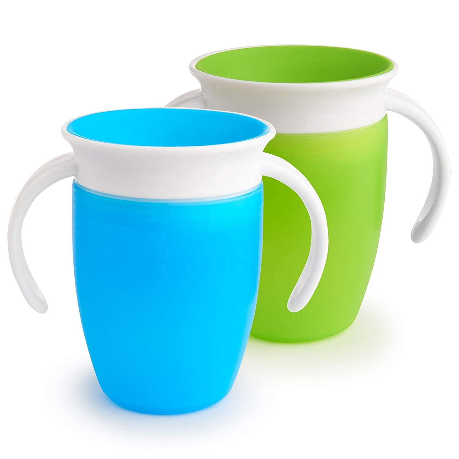 Manufacturer direct BPA free silicone PP kids drinking water training baby cup