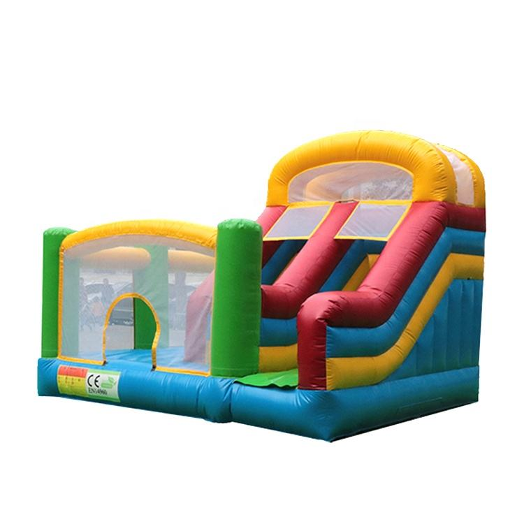 High Quality Adult Backyard Inflatable Bouncer Indoor Bouncy Castles Inflatable Bounce House Combo With Slide for sale