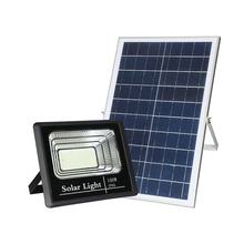 HUAPAI Outdoor housing waterproof solar floodlight 10w 25w 40w 60w 100w 200w 300w led solar flood light