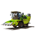 ZOOMLION Factory Supply Mini Corn Combine Harvester 4YZ-3C1 for Sale in India