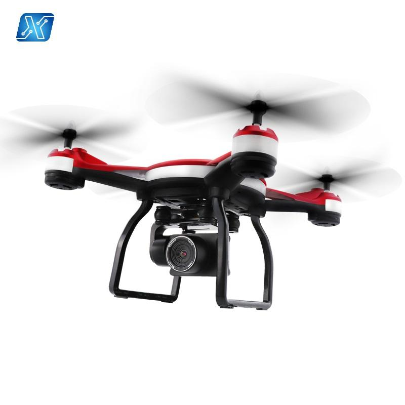 Remote Control 2.4Ghz Cheap RC Drone with Long Flight Time Installed HD 4k Camera Quadcopter Helicopter Toy Drones for Kids