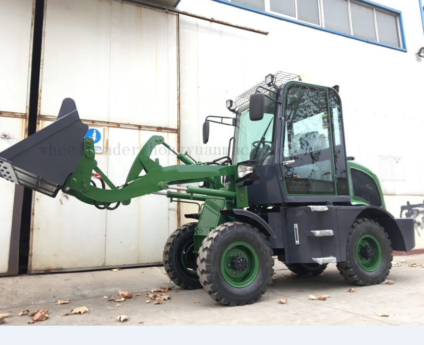 CE used agricultural tractors with front loader/small agricultural tractor/used front end loader farm tracto