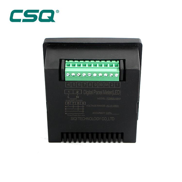 DM55-1 AC 80-300 V compteur Plug Volt Meter LCD affichage numérique voltmètre Testeurs