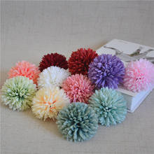 2020 Simulation flowers artificial wedding dandelion flower ball artificial flowers dandelion