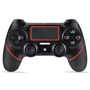 Travelcool Gaming Joystick Sem Fio BT Jogo Borracha 4 PS4 Controlador de Video Game Console Gamepad para Sony PlayStation Controlador