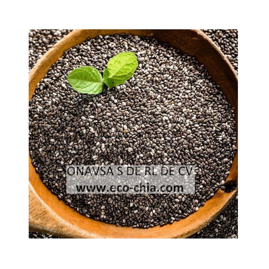 High Quality Certified Chia Seed Organic From Mexico For Wholesale