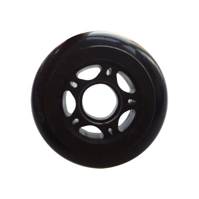 Outdoor Sport Scooter Roller 75ミリメートルHigh Rebound Inline Skate Wheel New PPとPU Roller Customize Skates Replacement Wheels