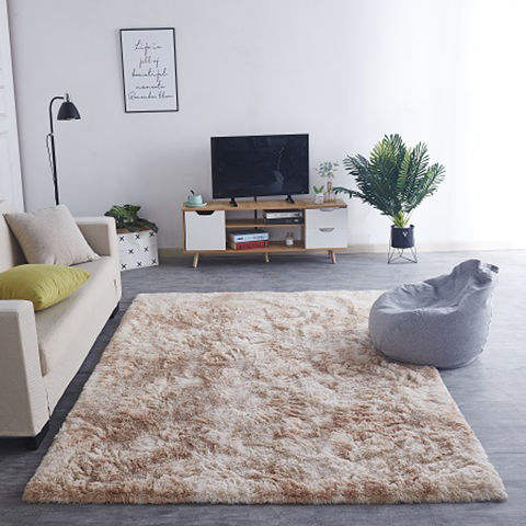 Shaggy Carpet Super Soft Rug Custom Fashion Shaggy Thickness Carpet for Living Room