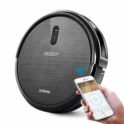 ECOVACS DEEBOT N79 Robotic Vacuum Cleaner with Strong Suction