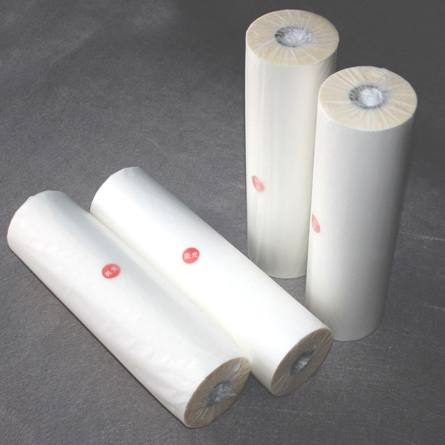 High Quality Glossy/Matte Hot Laminating Film For 35cm Width Laminator